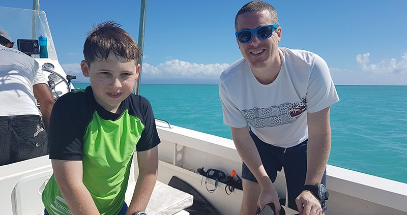 PADI Junior Open water diver course